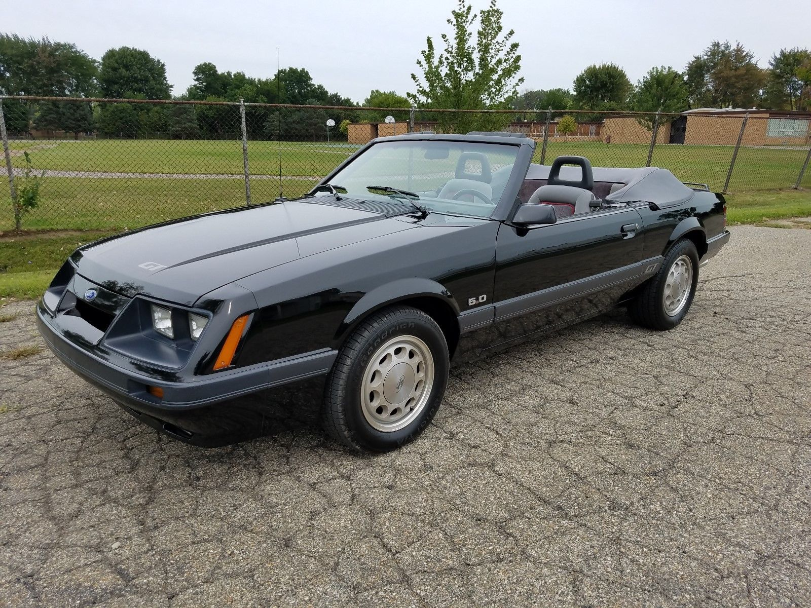 Amazing 1986 ford mustang gt 1986 ford mustang gt convertible 2018 2019