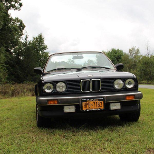 Amazing 1988 BMW 3-Series 325i Convertible 1988 Bmw 325i