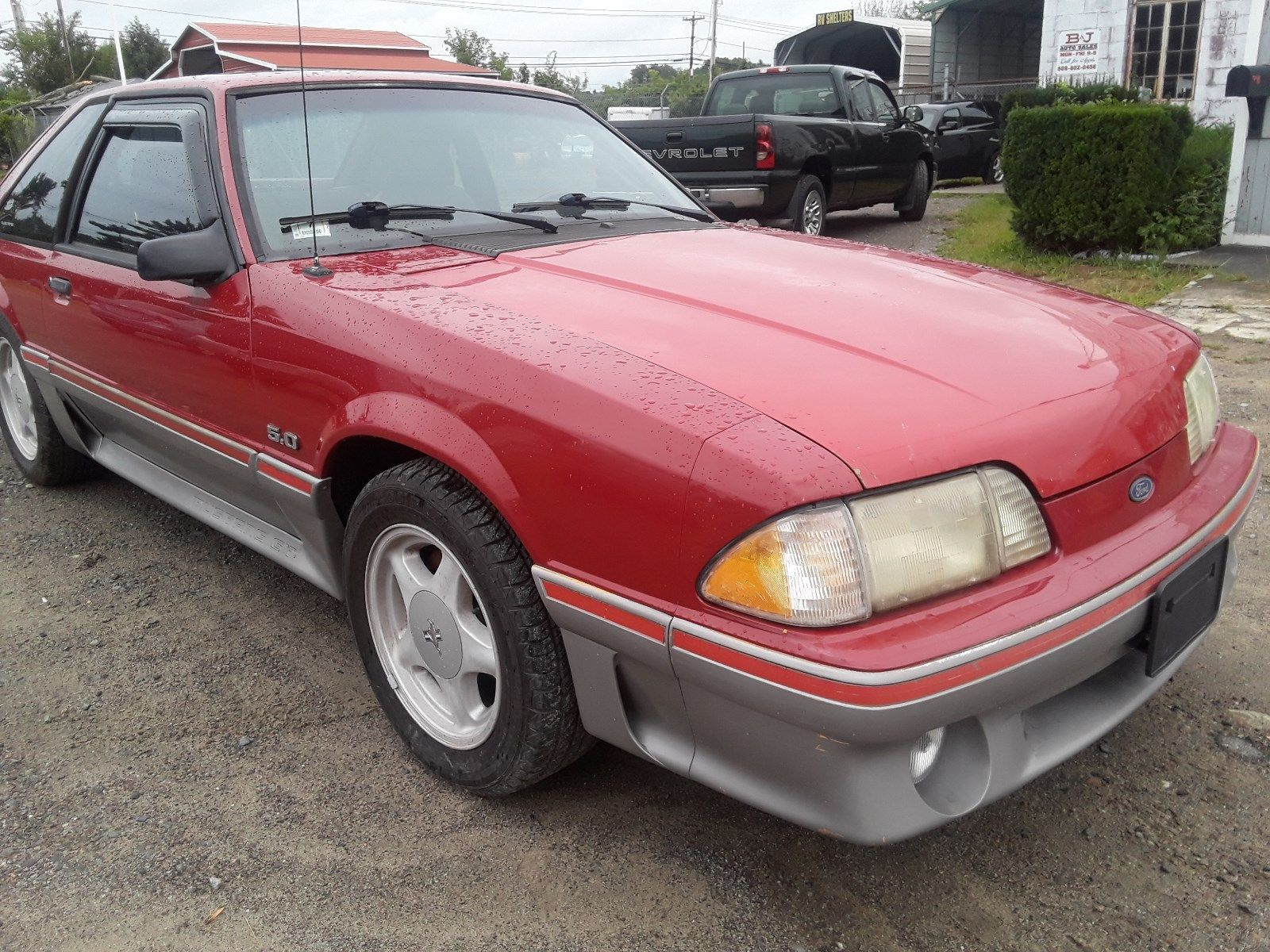 Great 1988 Ford Mustang gt 1988 ford mustang gt 5 0 5speed rust free  2018-2019