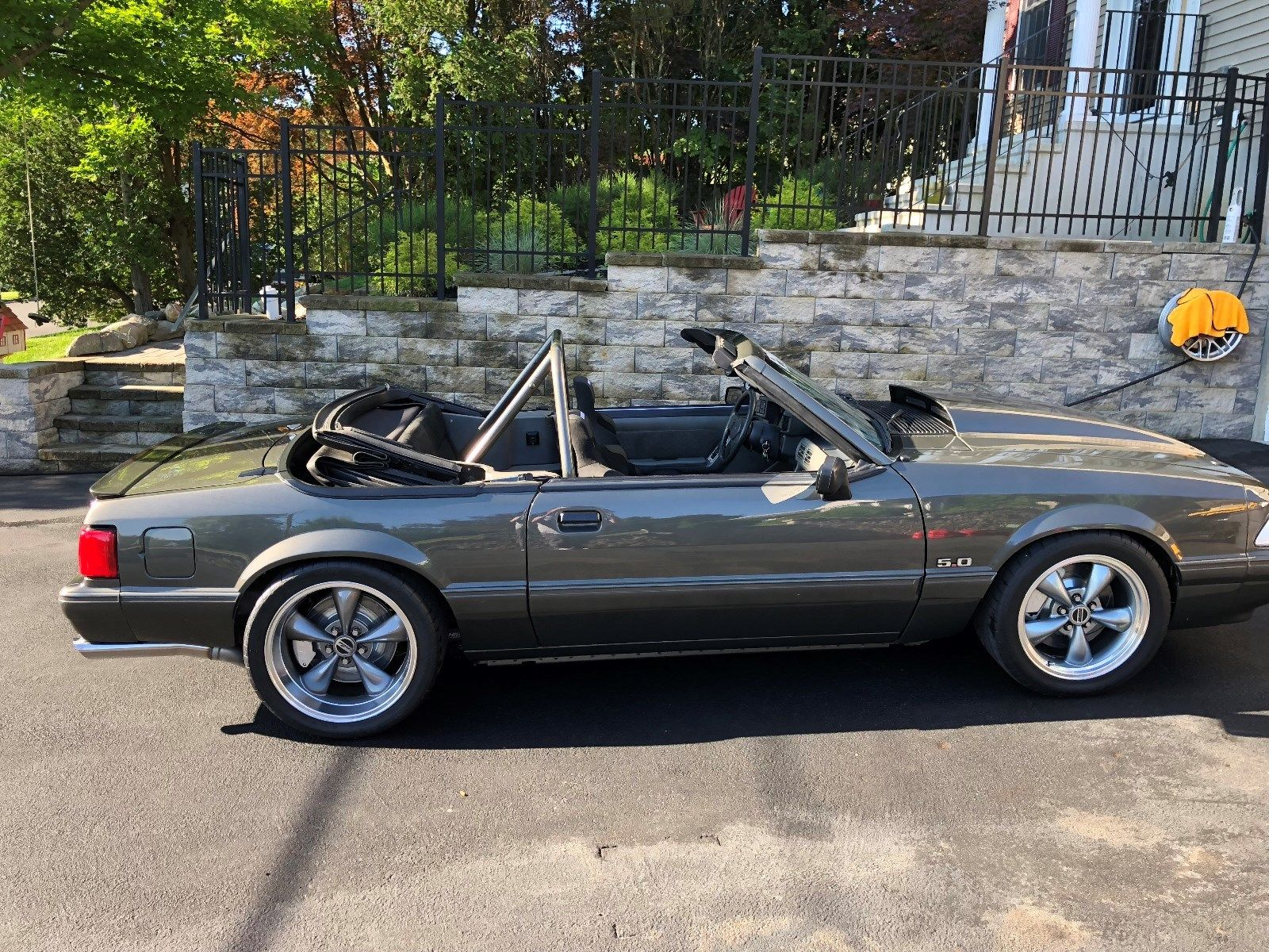 Great 1989 Ford Mustang Lx Foxbody Pro Touring