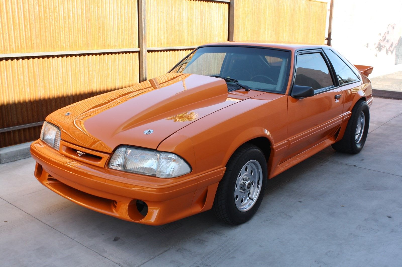 Amazing 1992 Ford Mustang Gt Fox Body Showcar 9 50 Quarter Mile Street Legal Pump Gas 2018 2019