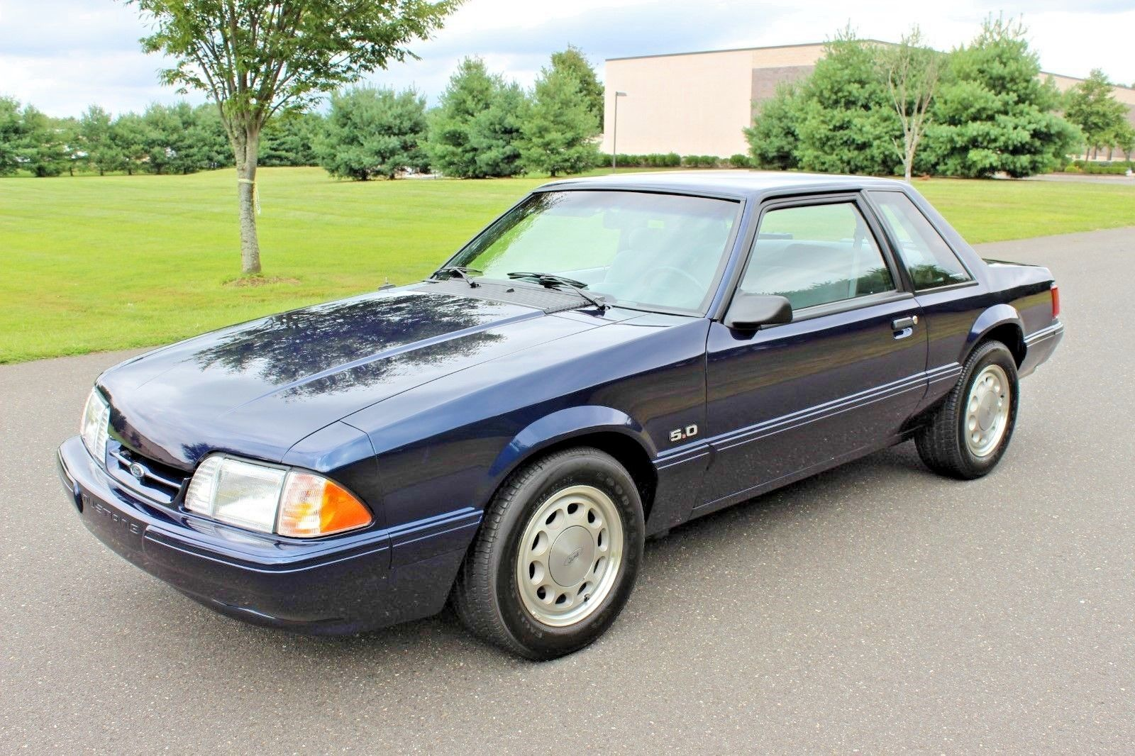 Awesome 1993 ford mustang ssp 1993 ford mustang ssp 63998 miles no reserve 2018