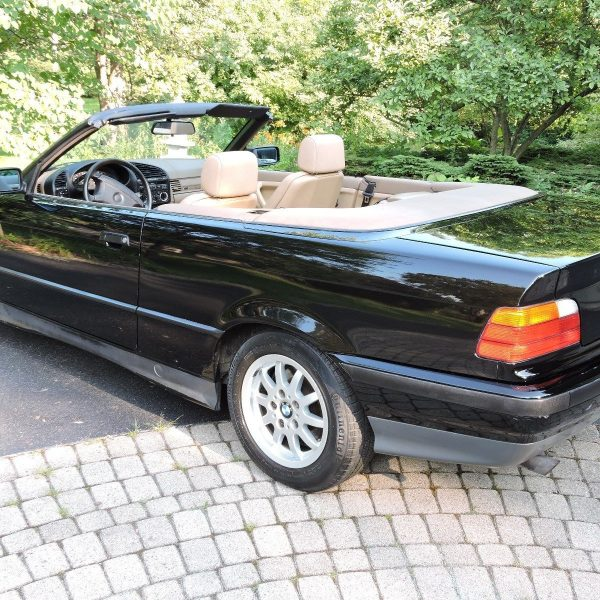 Amazing 1994 BMW 3-Series BMW 1994 318i Convertible 70,950