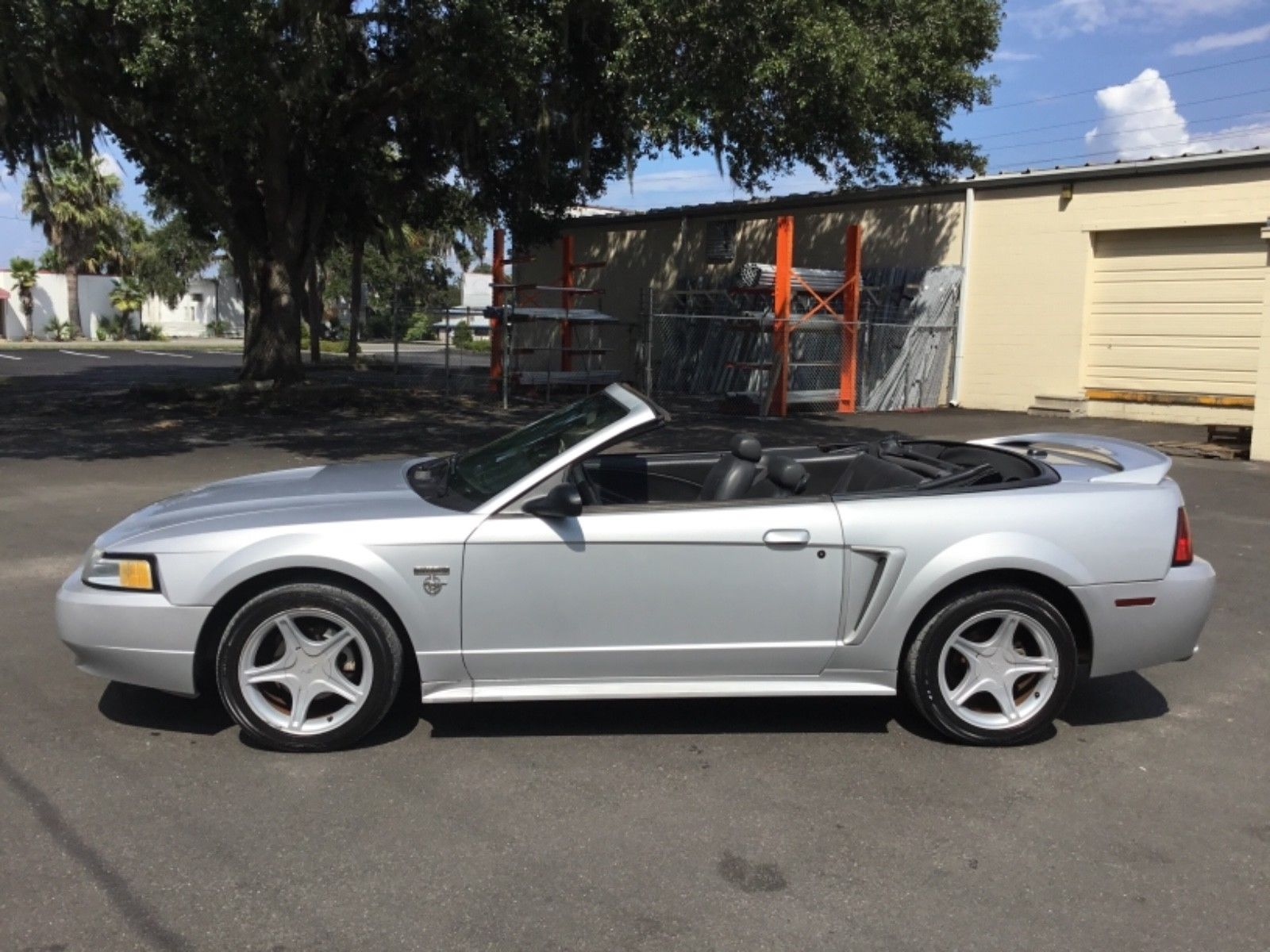 Great 1999 Ford Mustang Gt Convertible With Low Miles Florida Car 2018 2019