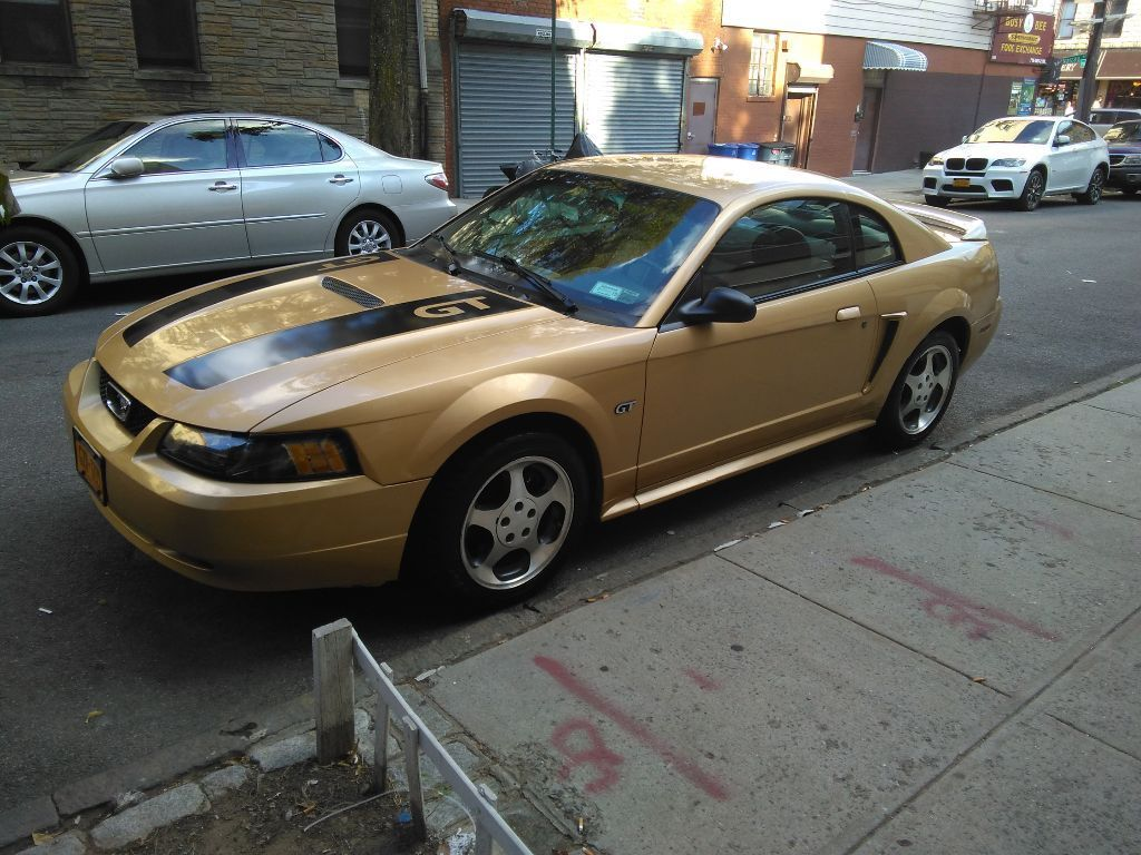 Amazing 2000 ford mustang gt 2000 mustang gt gold manual transmission 2018 2019