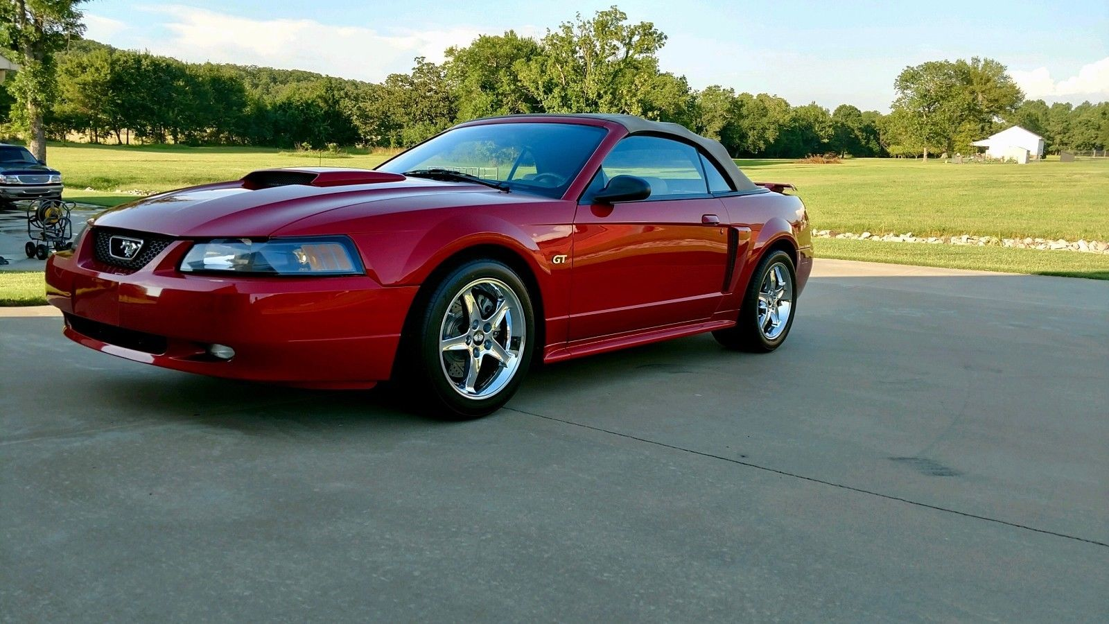 Awesome 2002 Ford Mustang Gt Upercharged Convertible 2018