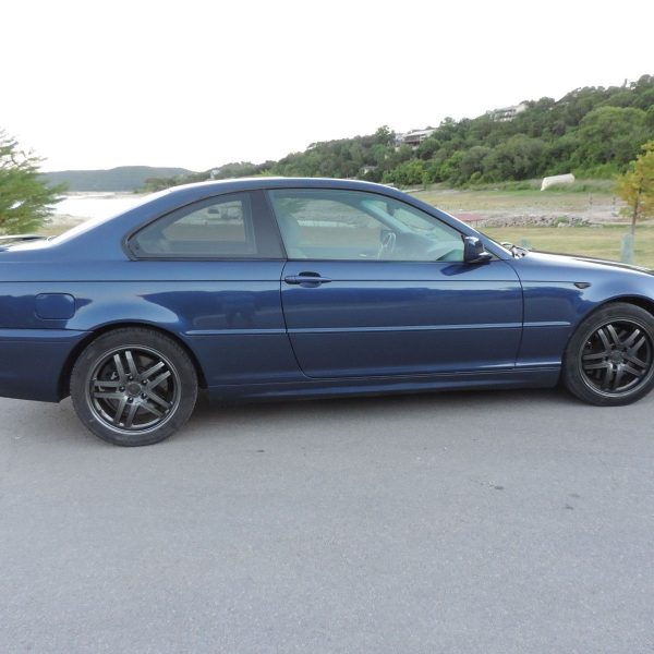 Awesome 2004 BMW 3-Series 2004 BMW 330Ci E46 2 Door Coupe