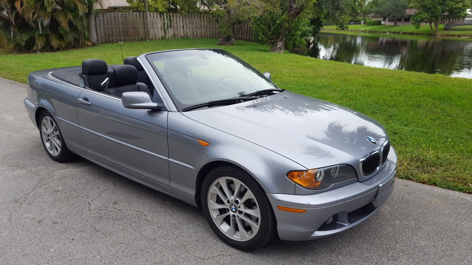 Amazing 2004 Bmw 3 Series 330ci Convertible One Owner Car 2019