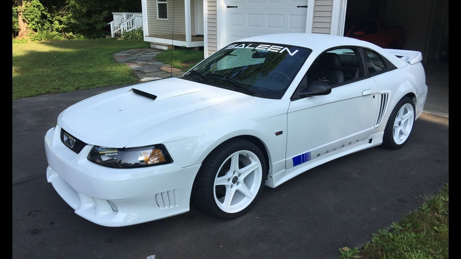 Used 2004 Ford Mustang 2004 Ford Saleen Mustang 2018 Mycarboard Com