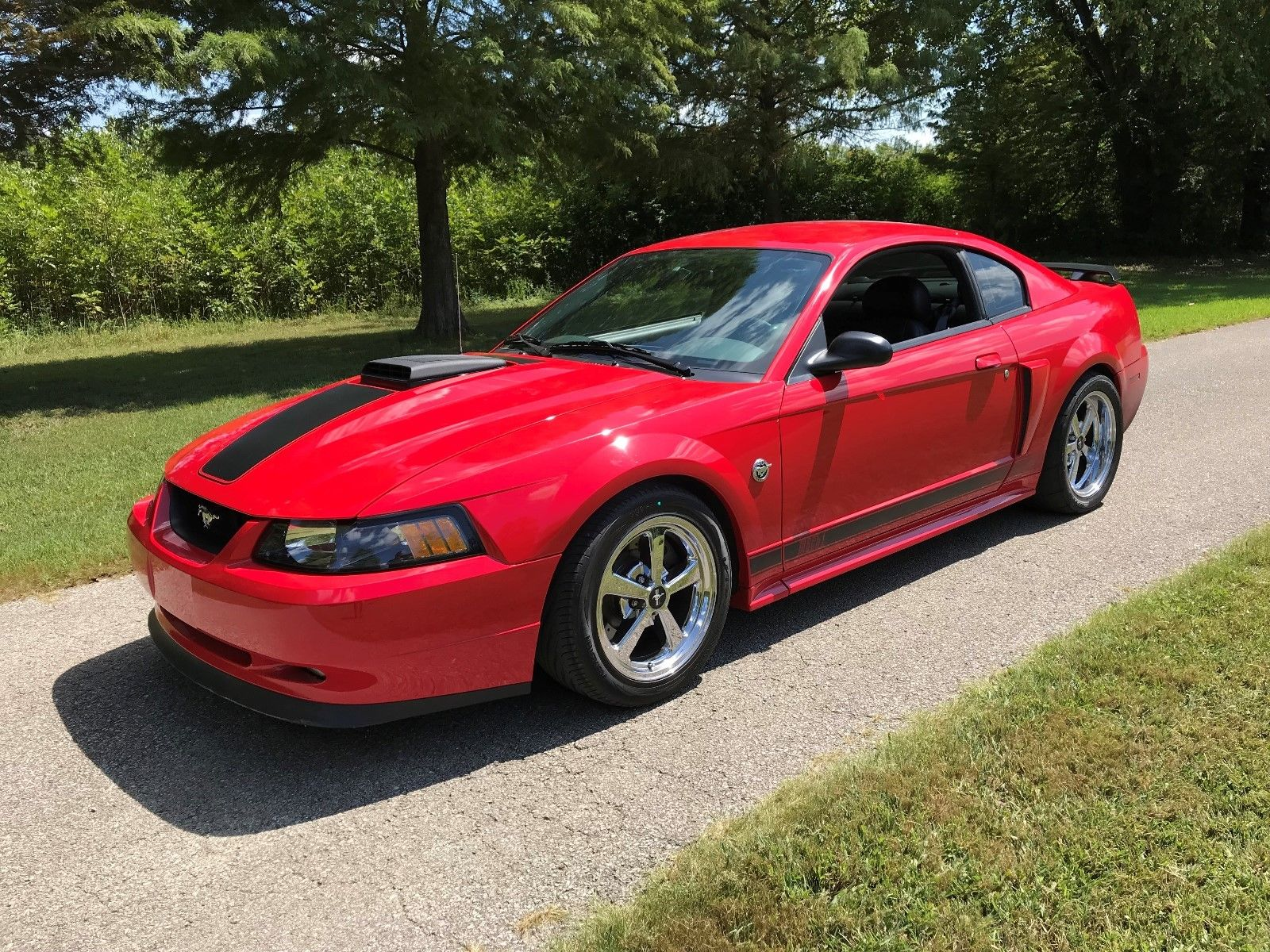Great 2004 ford mustang 2004 mustang mach 1 supercharched 15k miles 550rwhp 2018