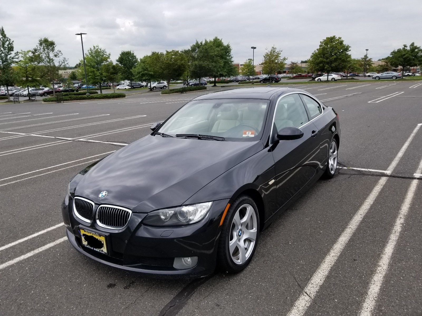 Great 2007 Bmw 3 Series 2007 Bmw 328xi Coupe 6 Speed