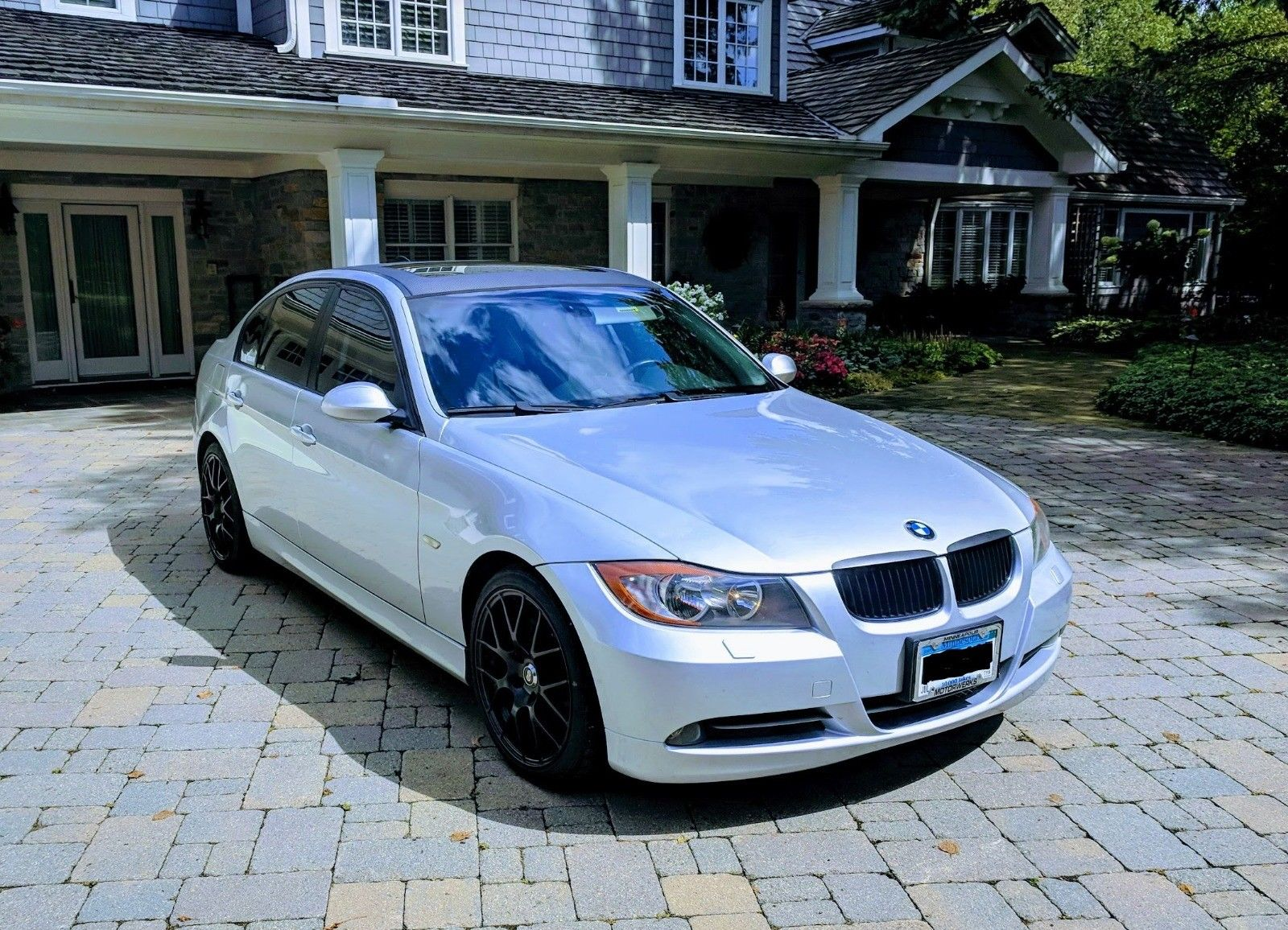 Awesome 2008 BMW 3-Series 2008 BMW 328xi Sedan 2018-2019