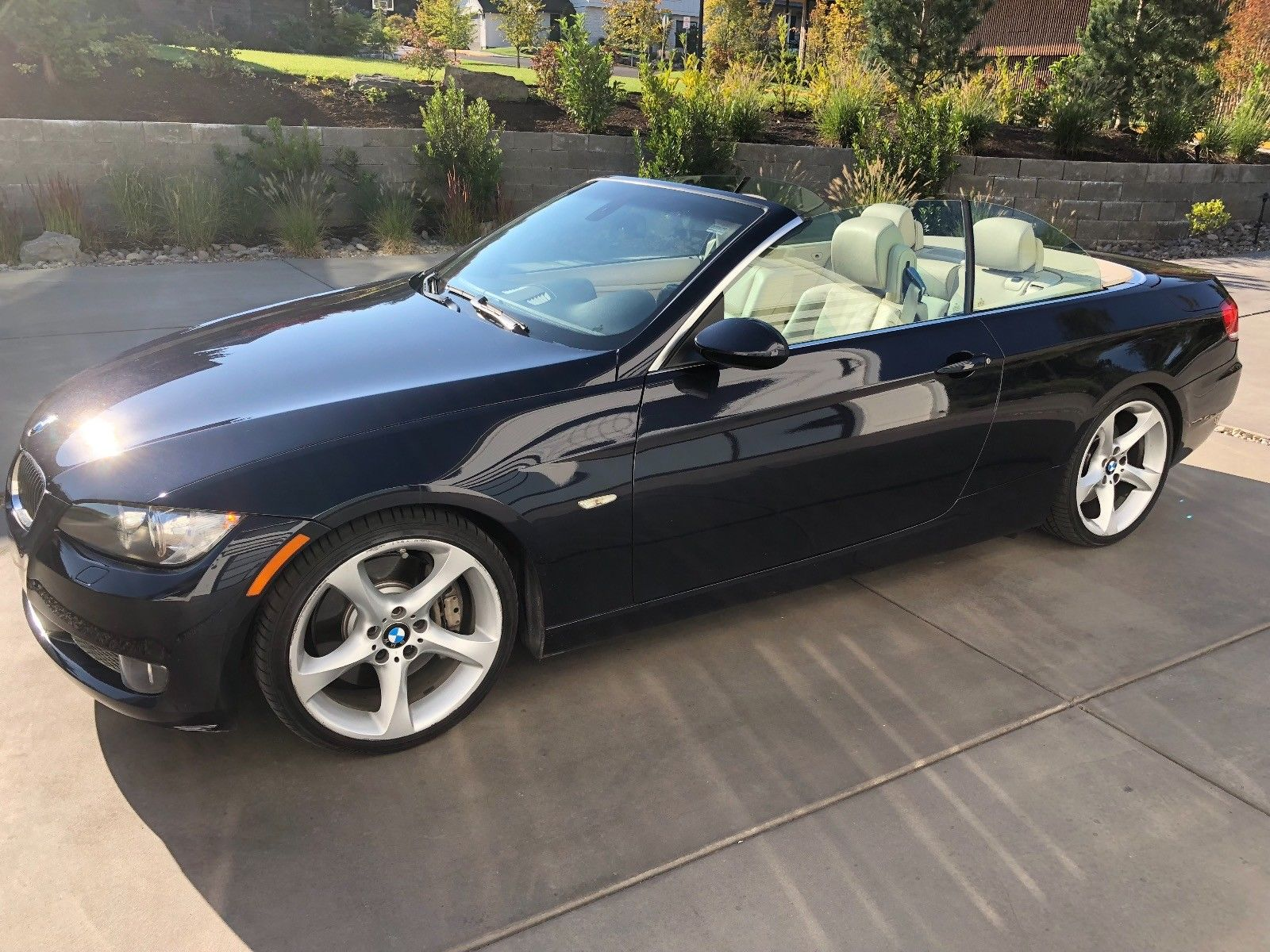 Great 2008 Bmw 3 Series 335i Convertible E92 Priced Below Kbb 2018