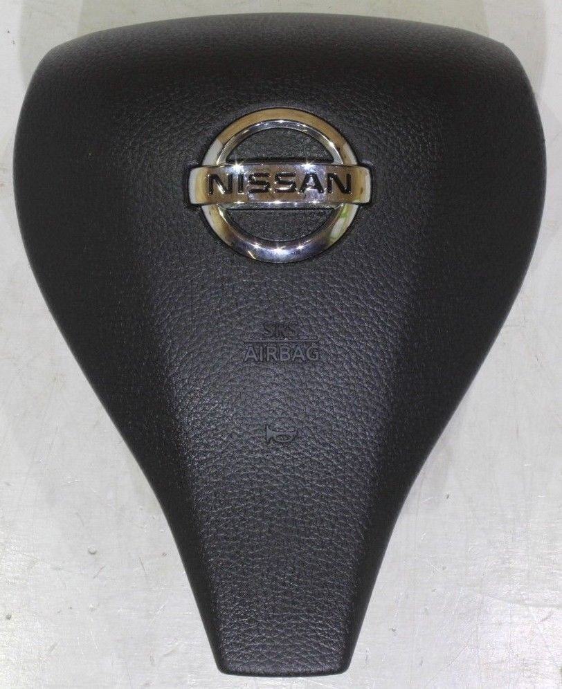 Awesome 2013 2014 2015 2016 NISSAN ROGUE /ALTIMA DRIVER WHEEL AIRBAG (SEE  PICTURES)BLACK 2018