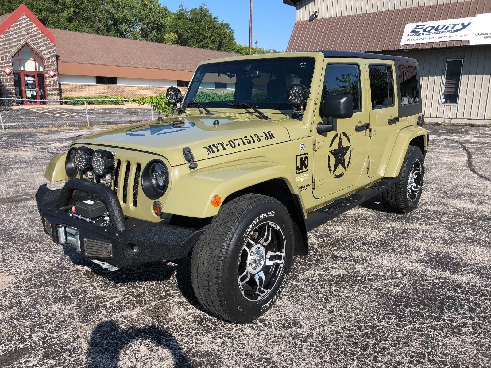 Amazing 2013 Jeep Wrangler Sahara Moab Military Edition 2013 Jeep