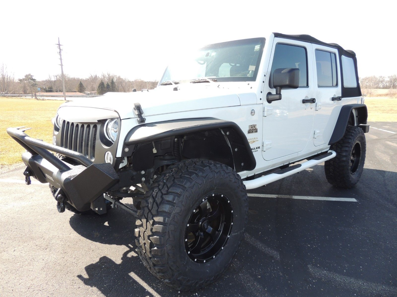 Great 2014 Jeep Wrangler Sahara 2014 Jeep Wrangler Jku Sahara 4 Door