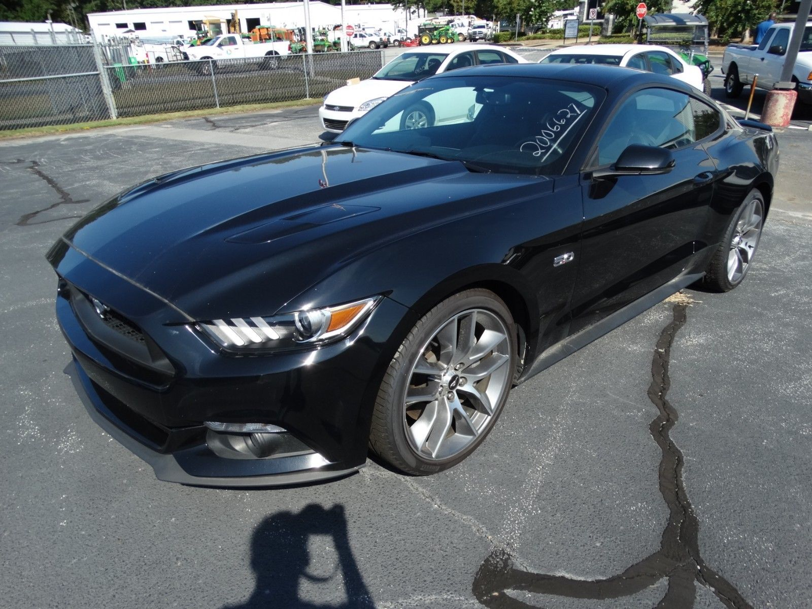 Great 2016 Ford Mustang Gt Premium Coupe 5 0l V8 2006627 2018