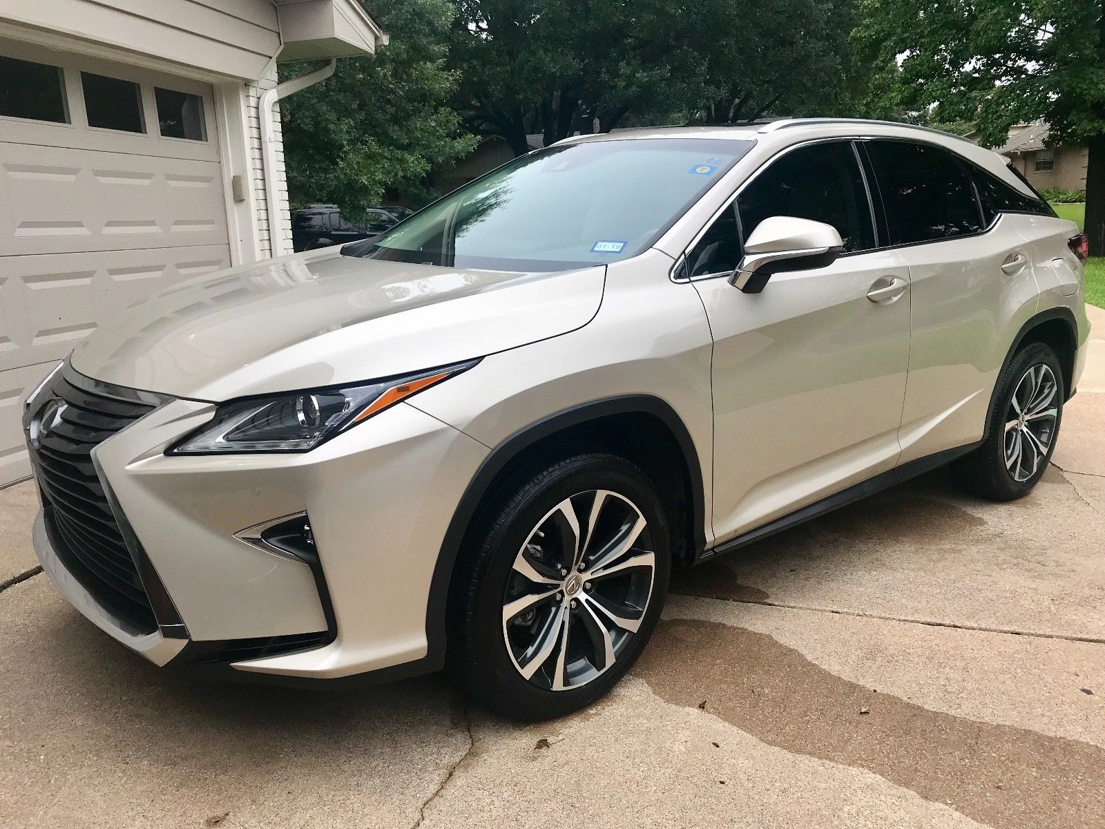 Tesla Certified Pre Owned >> 2016 Lexus RX PREMIUM / NAVIGATION / CHROME 2016 Lexus RX ...