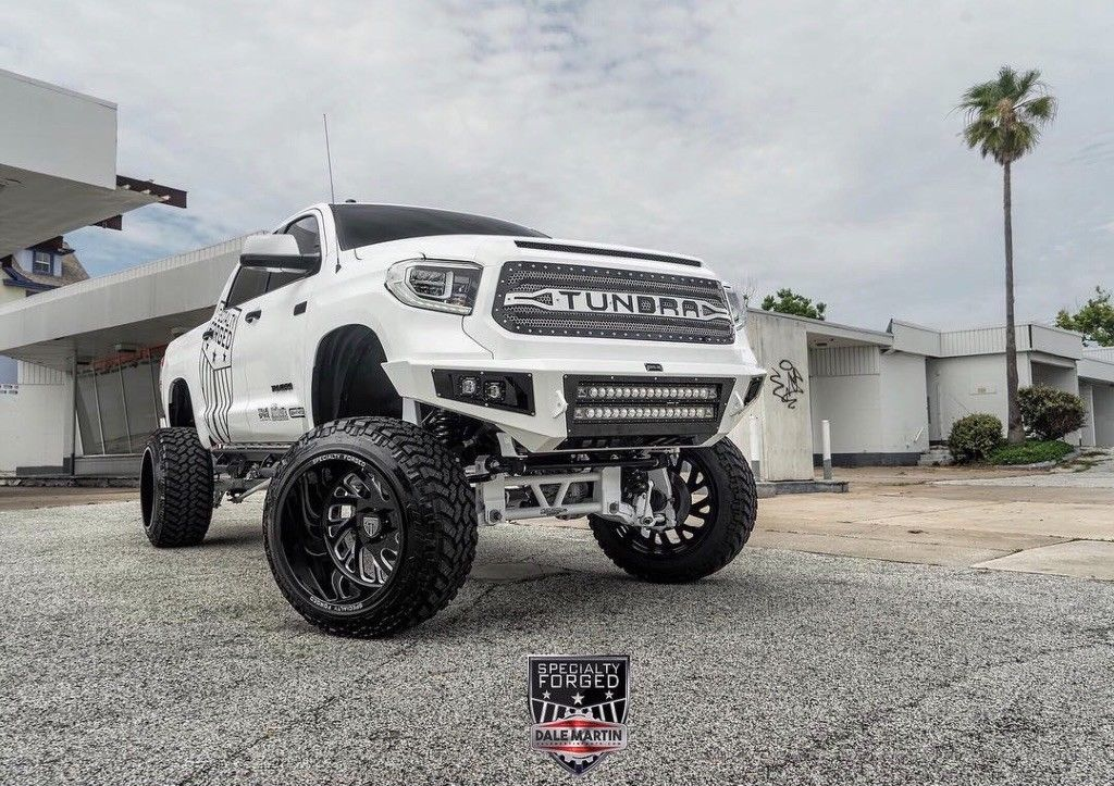 Used 2017 Toyota Tundra Trd Pro 2017 Toyota Tundra Trd Pro Custom Build No Reserve 2018 Is In Stock And For Sale Mycarboard Com