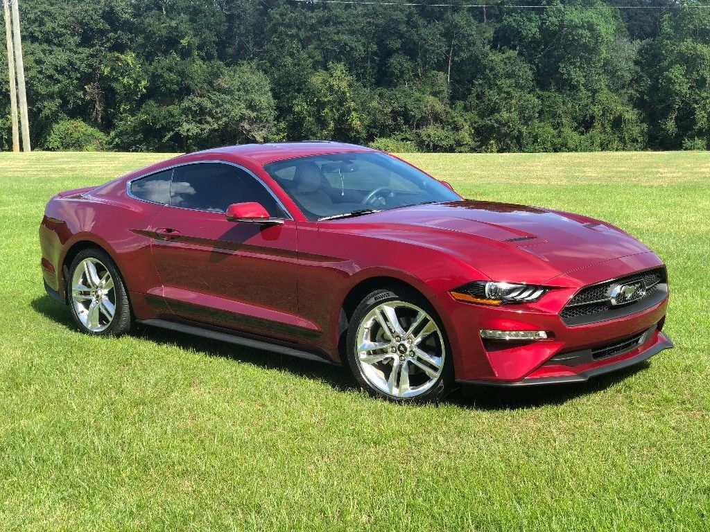 Amazing 2018 ford mustang premium 2018 ford mustang premium ruby red 2019