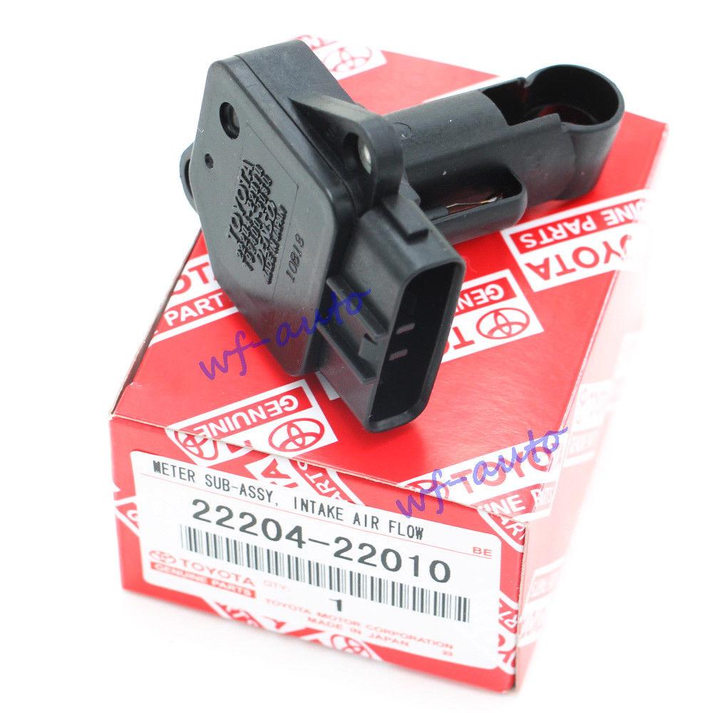 22204-22010 OEM Genuine Mass Air Flow Meter MAF Sensor for Toyota Lexus Scion