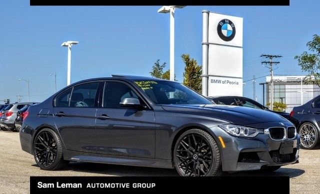 2014 bmw 335i xdrive sedan review