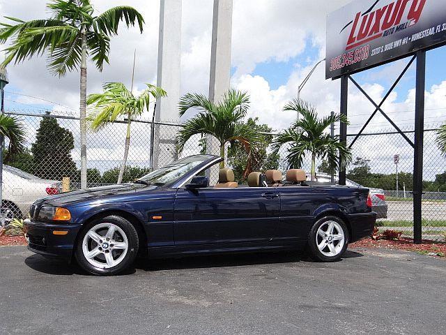2003 bmw 325ci convertible value