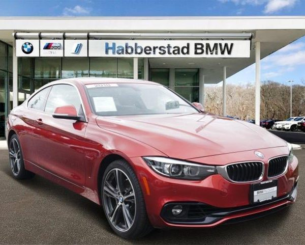 Awesome 4 Series 440i Xdrive Coupe 2018 Bmw 4 Series 440i Xdrive Coupe 2 145 Miles Sunset Orange Metallic 2dr Car 3 2018