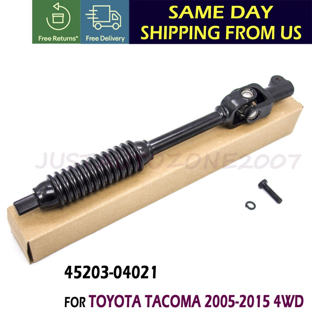 NEW LOWER STEERING SHAFT FITS FOR 2005-2015 TOYOTA TACOMA 4WD