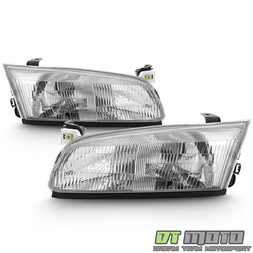 Amazing For 1997 1998 1999 Toyota Camry Headlights Headlamps Replacement Set Left Right 2018