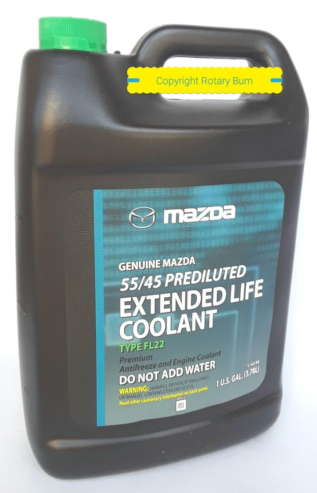 Amazing Genuine Mazda Extended Life Coolant OEM FL22 2019