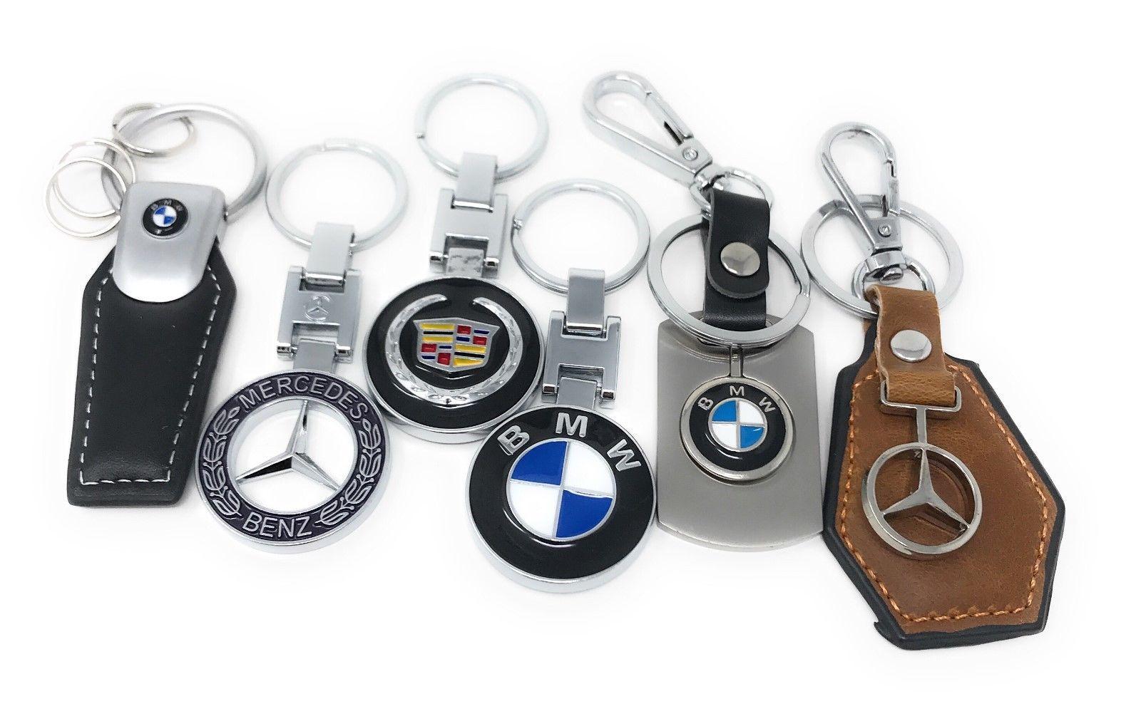 awesome high quality car keychain mercedes key chain bmw key ring
