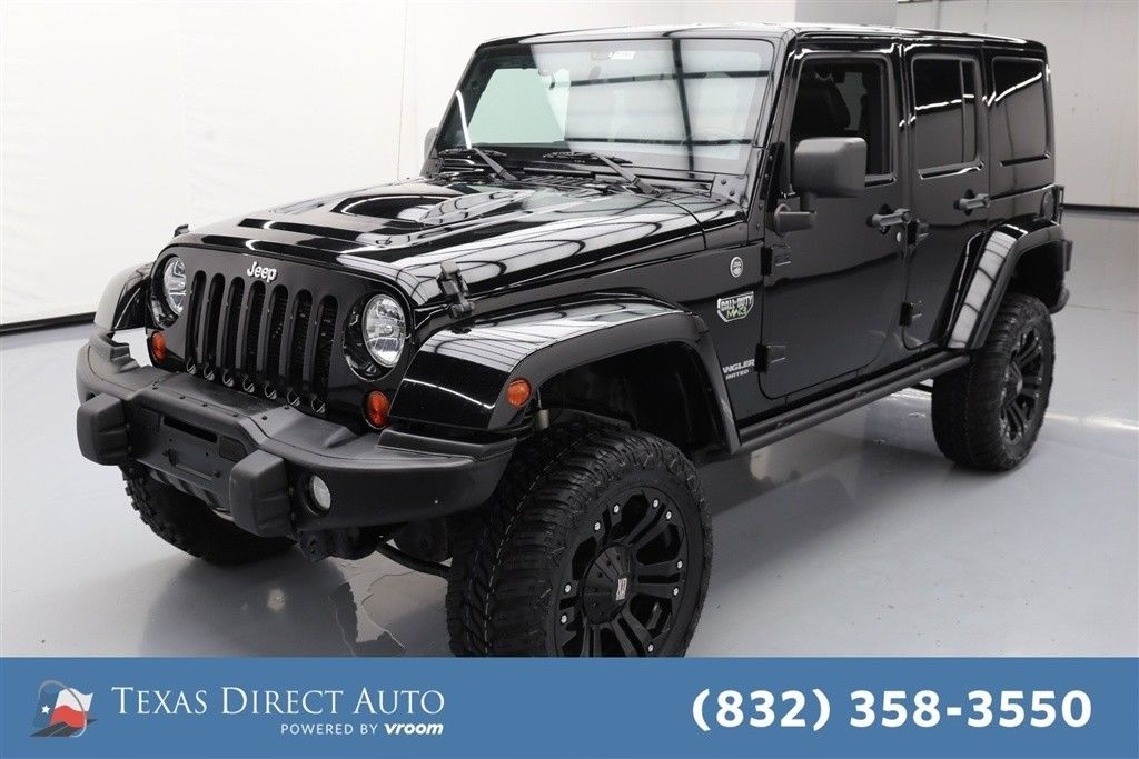 Great Jeep Wrangler Call Of Duty Mw3 Texas Direct Auto 2012