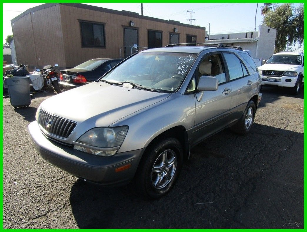 Awesome Lexus Rx 2000 300 Used 3l V6 24v Automatic Suv Premium No Reserve 2019