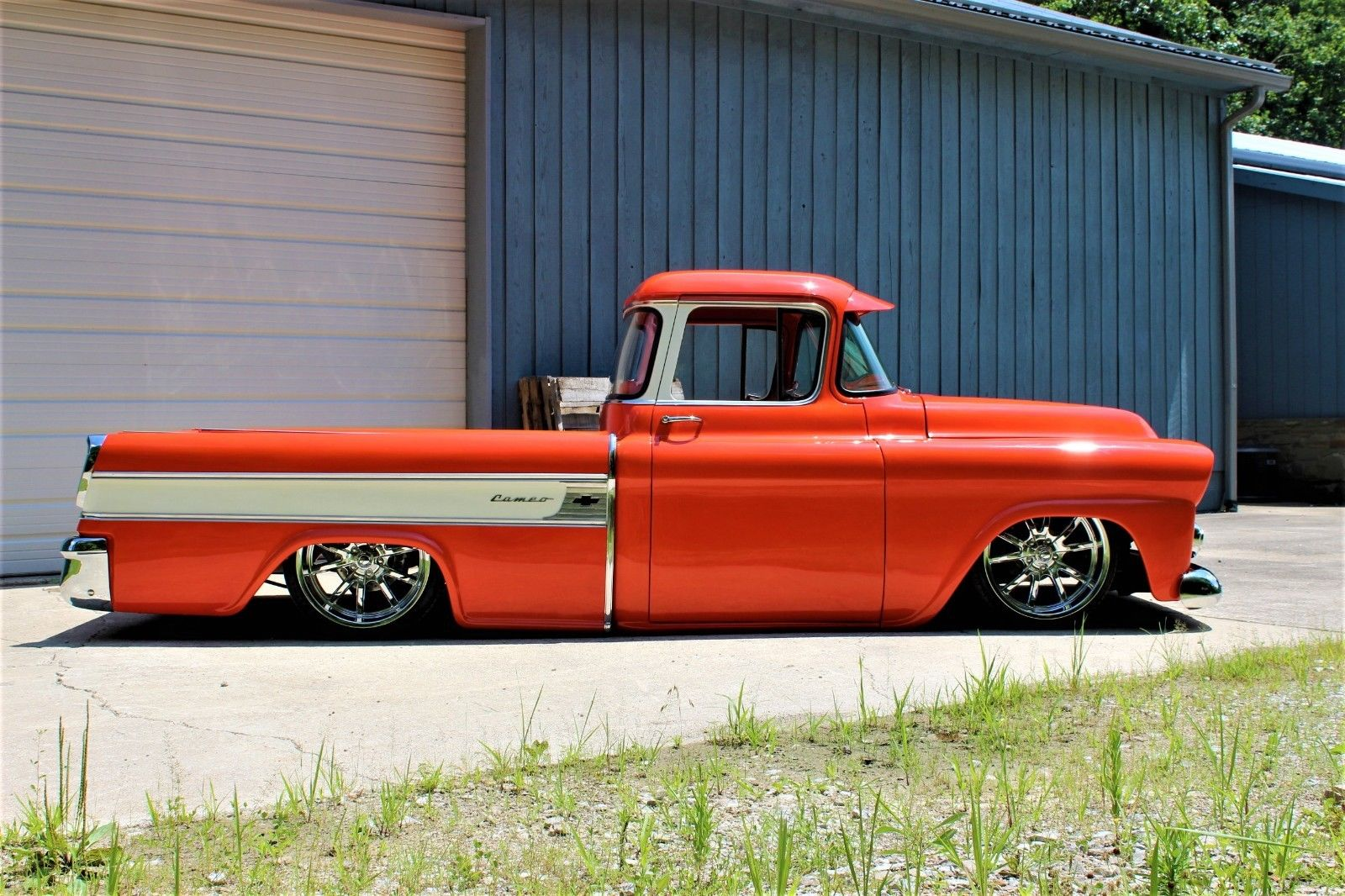 Awesome 1958 Chevrolet Other Pickups Cameo 1958 Chevrolet