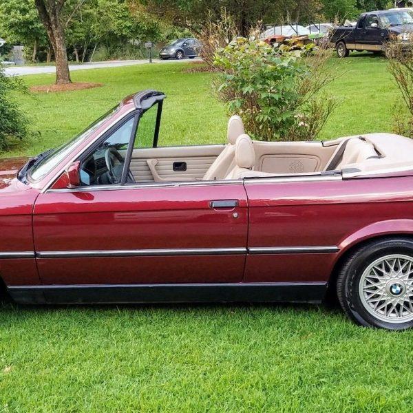 Awesome 1990 BMW 3-Series 325i 1990 E30 BMW 325i