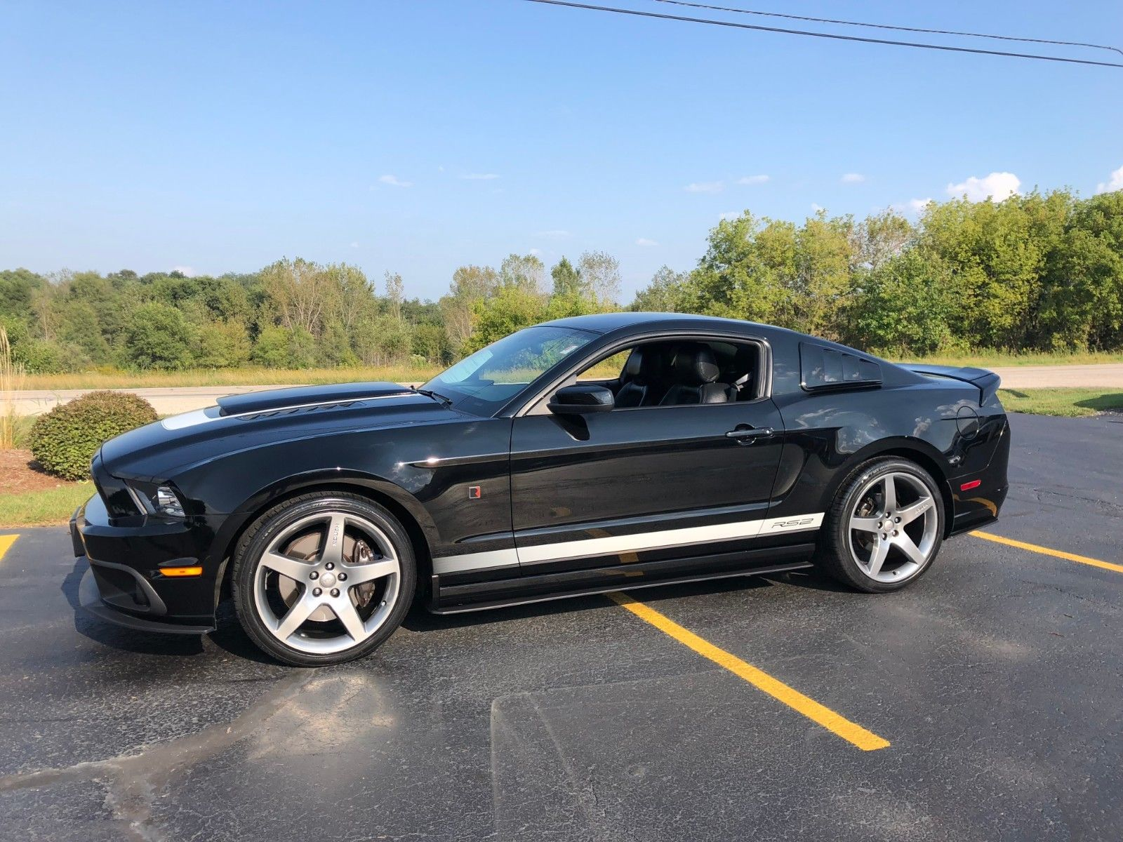 Great 2013 ford mustang gt premium 2013 mustang roush rs2 1 owner only 30k miles many roush options 2018 2019