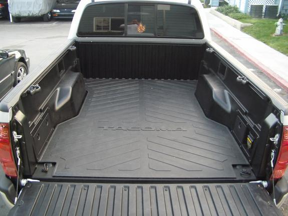 26+ Toyota Tacoma Truck Bed Mat