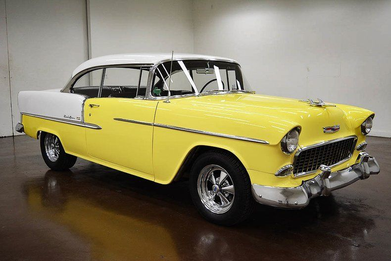 Amazing 1955 Bel Air150210 1955 Chevrolet Bel Air 6646 Miles