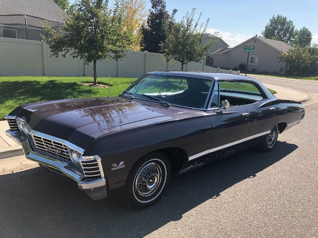 Amazing 1967 chevrolet other rare find 1967 chevrolet - Supernatural car pics ...