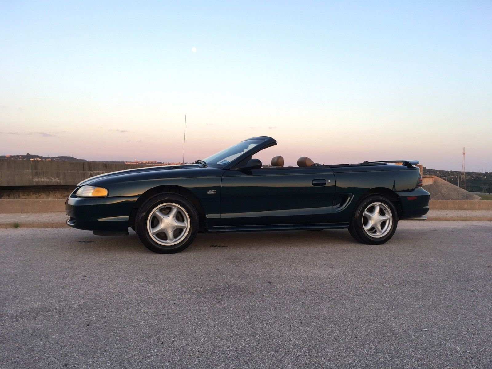 Awesome 1995 ford mustang gt 95 mustang gt convertible restored 2018 2019