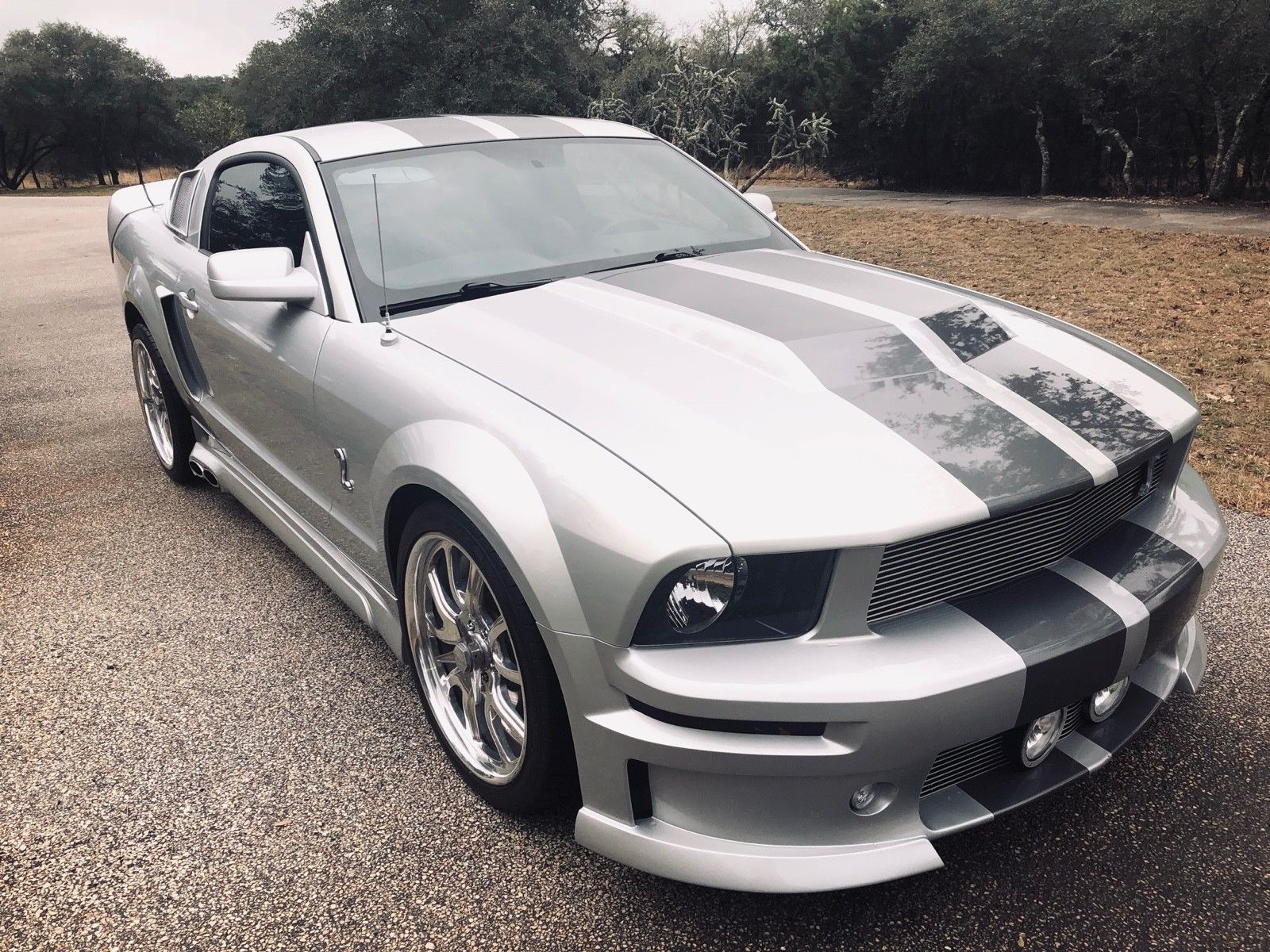 Mustang Gt Supercharger >> Great 2007 Ford Mustang Eleanor 2007 Mustang Gt Eleanor