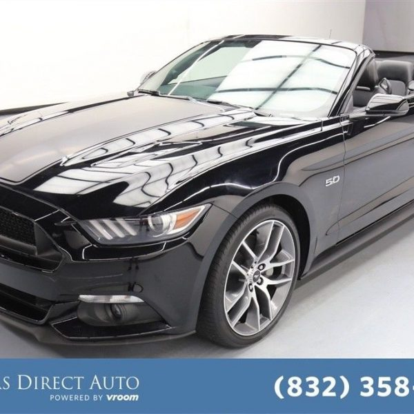Awesome 2015 Ford Mustang GT Premium Texas Direct Auto