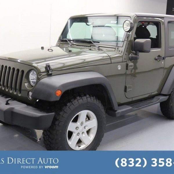 Great 2015 Jeep Wrangler Sport Texas Direct Auto 2015
