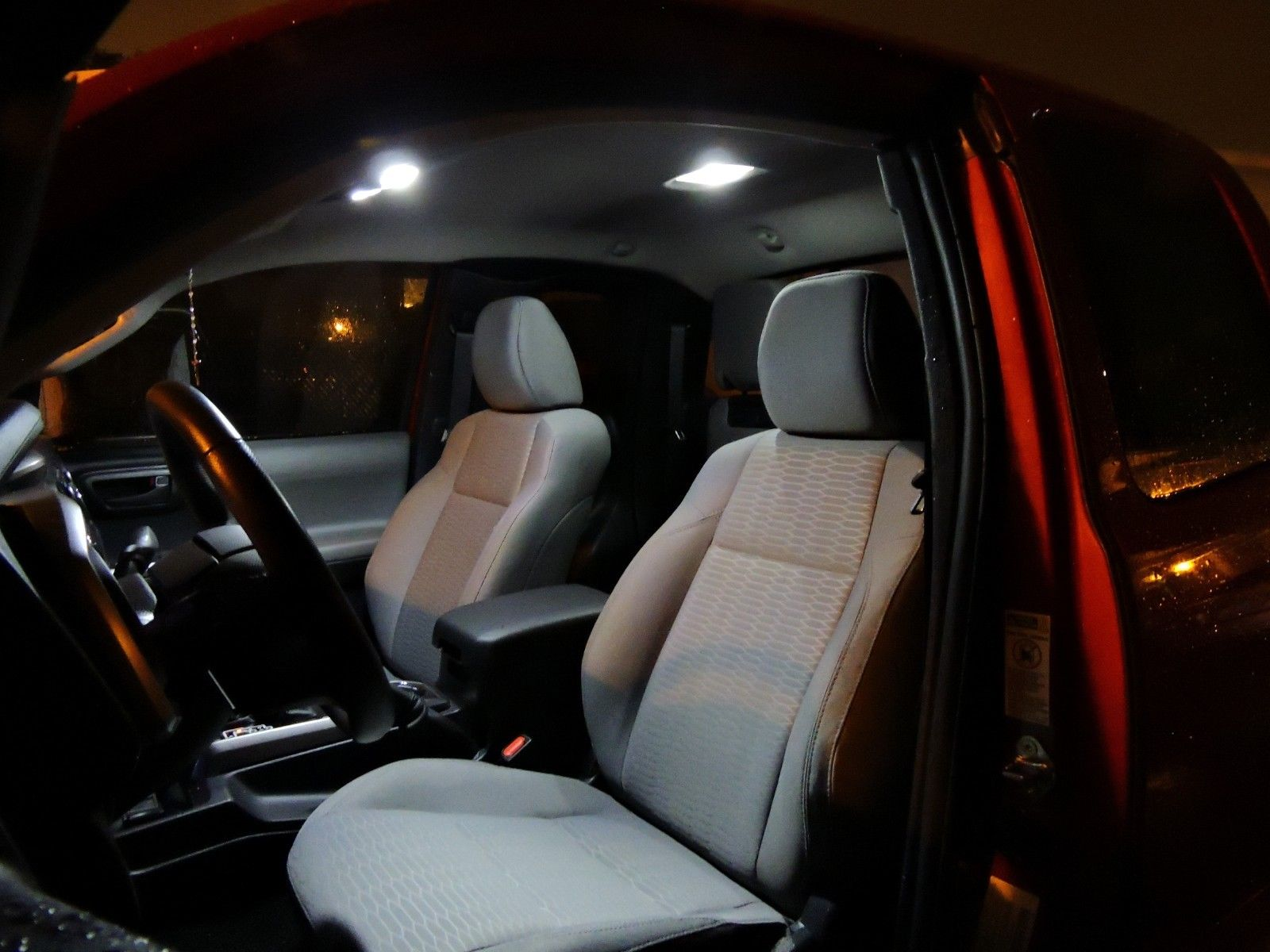 Amazing 2016 2019 toyota tacoma interior led light kit sr - Toyota tacoma led interior lights ...