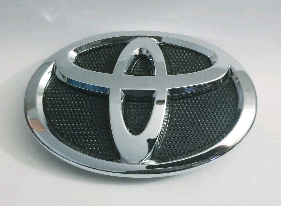 Awesome Toyota Camry Hybrid Front Grille Emblem 2007 2008 2009 Fast Us Shipping 2018 2019