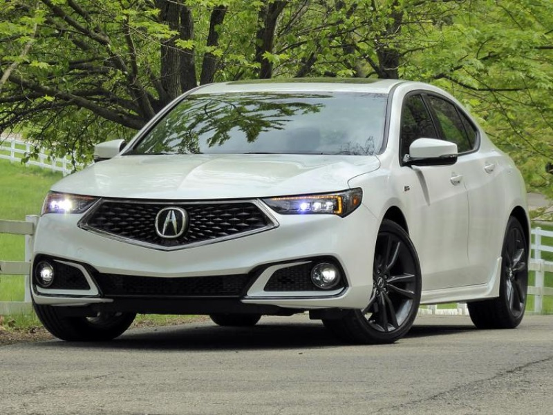 2018 Acura Tlx Review And Price Mycarboard